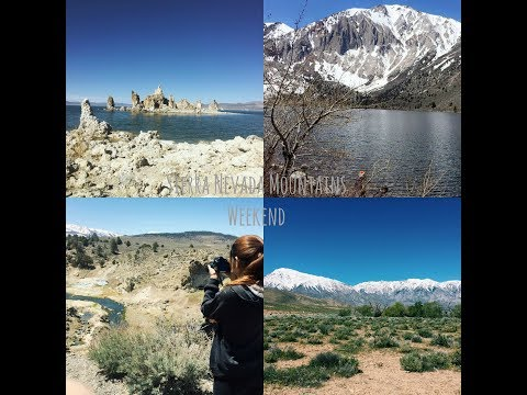 Sierra Nevada Mountains Weekend | nerak_xo