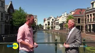 In gesprek met Han ter Heegde, burgemeester van Gooise Meren  04-07-2018