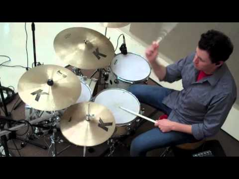 Rise and Sing - Justin Weaver, Drums