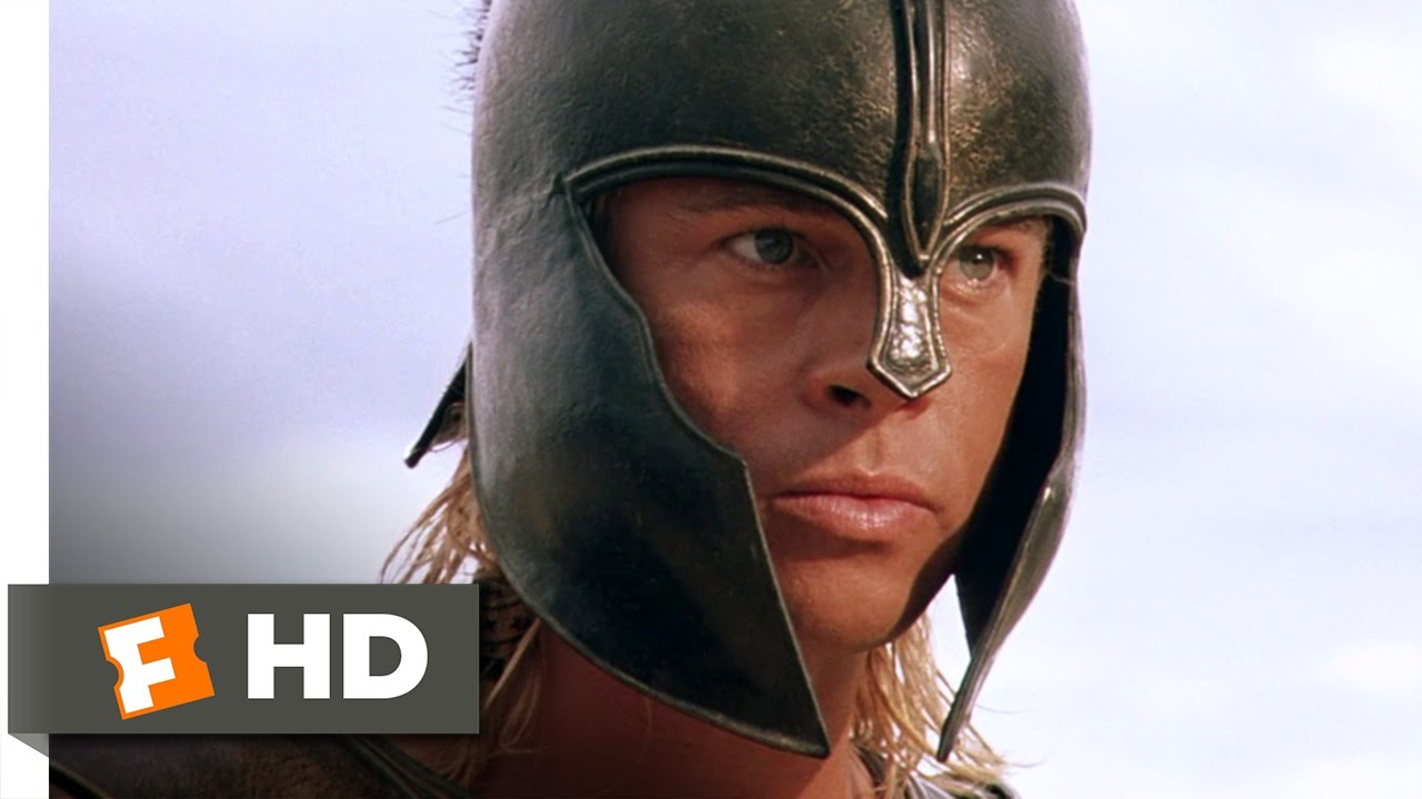 Is There No One Else Troy 15 Movie Clip 2004 Hd Youtube