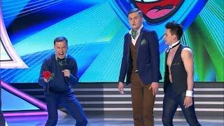КВН Мега - 2016 Премьер лига Первая 1/2 Приветствие