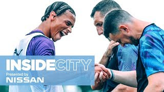 PRE-SEASON TRAINING STARTS HERE! | INSIDE CITY 345