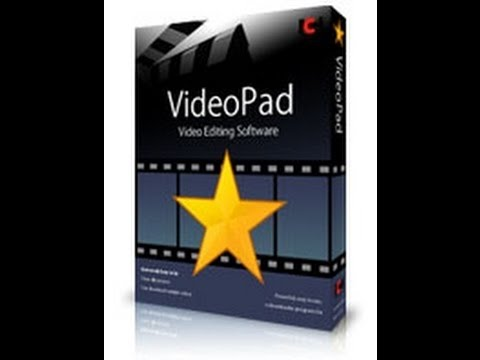 how to use videopad video editor 2017