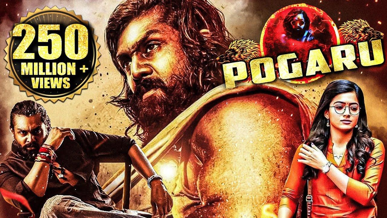Download POGARU (2021) NEW Released Full Hindi Dubbed Movie | Dhruva Sarja, Rashmika Mandanna, Kai Greene