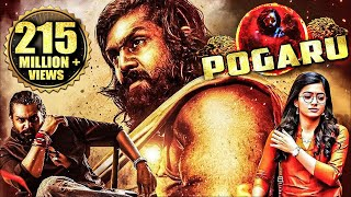 POGARU (2021) NEW Released Full Hindi Dubbed Movie | Dhruva Sarja, Rashmika Mandanna, Kai Greene