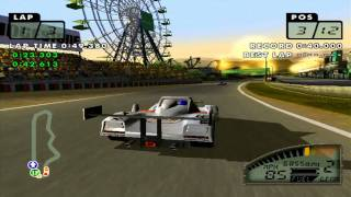 Test drive le mans- Vga HD capture