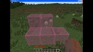Minecraft: Как сделать Цветное стекло