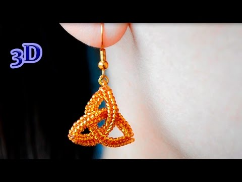 free diy to jump with beads pictures east and these simple how just beaded bead using of earrings rings tutorial a beading make pair seed projects easy