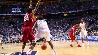 SEC Tournament Championship Highlight : 78-63 Kentucky vs Arkansas