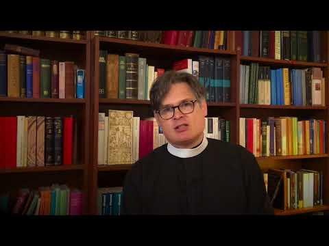 Dean's Lent Addresses 2018: 4 - Tried for his Kingdom