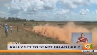 Kenya set to hold 2019 world rally championship candidate event