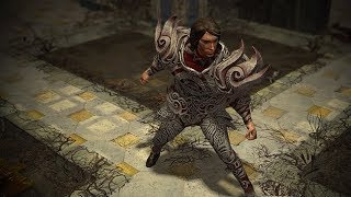 Path of Exile: Ivory Chaos Body