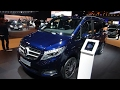 2017 Mercedes-Benz V-class - Exterior and Interior - Auto Show Brussels 2017