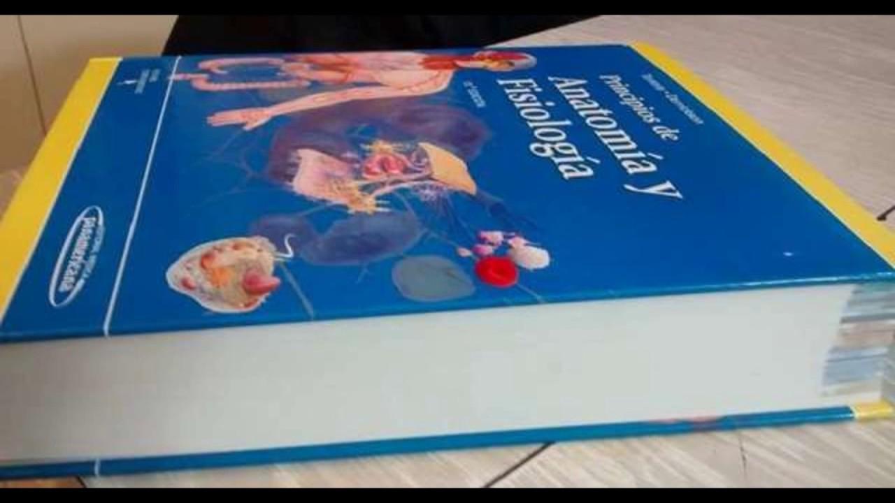 Tortora Derrickson Principios de Anatomia y Fisiologia 13a Edicion DESCARGAR ESPAÑOL 2018 (MEGA)
