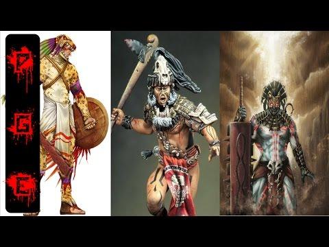 10 Increíbles armas aztecas