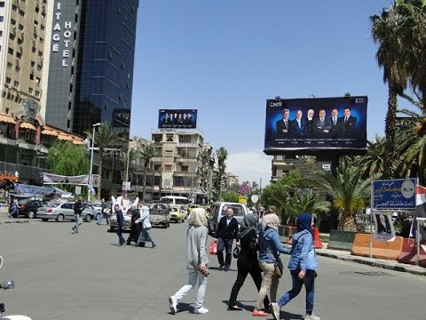 The Atmosphere in the Syrian Street during Elections