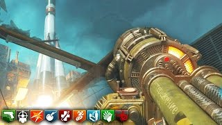 """BO3 ZOMBIES CHRONICLES """"ASCENSION"""" EASTER EGG - BLACK OPS 3 ZOMBIES DLC 5 EASTER EGG GAMEPLAY!"""