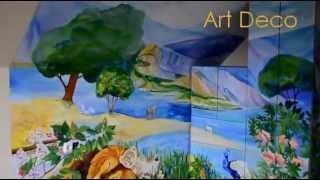 Роспись стен и потолков в Сочи_Львенок.movie(, 2013-03-25T12:31:02.000Z)