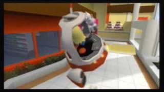 Rabbids Go Home (Wii) First 30 Minutes - Part 2: Shop Till You Drop