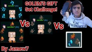 GOLEM'S GIFT Set Challenge! RAGE DAY