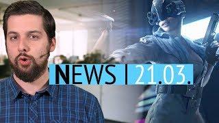 Neues CD-Projekt-Studio für Cyberpunk 2077 - Assassin's Creed 2019 angeblich in Griechenland - News