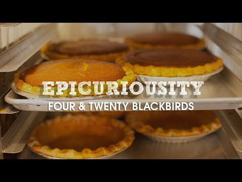Four and Twenty Blackbirds: Family Pie-Making Tradition - Artisanal Food Masters – Epicurious