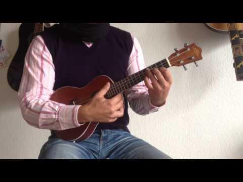 Ein Kompliment auf der Ukulele spielen / Ukulele lernen