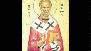 Viața Sfântului Nicolae