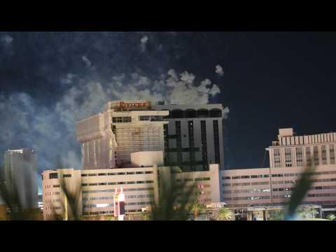 Demolition casino Riviera Las Vegas 06.14.16