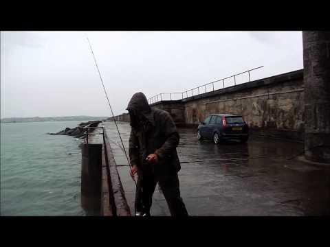 Fishing In Wales Holyhead Breakwater