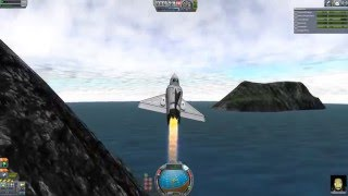 Kerbal Space Program Skyhawk