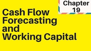 5.2 Cash flow forecasting and working capital IGCSE Business Studies