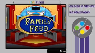 SNES in Excess #32 - Family Feud
