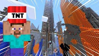 Minecraft's Oldest Server Was Griefed (MinecraftOnline)