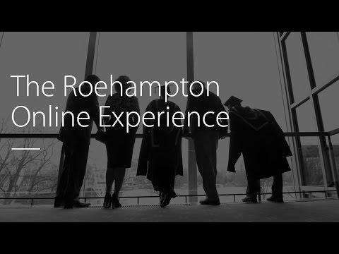 The Roehampton Online Experience