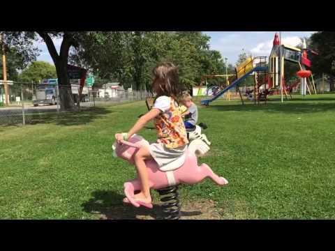 Kiwanis park fun!!