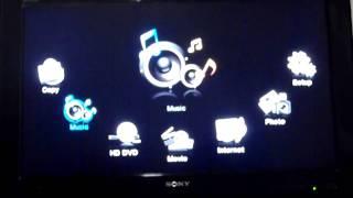 S9 1080P Full HD Network BD Media Player DealExtreme sku 42402 :2/4: Menu Overview