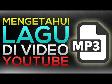 Cara Mengetahui Lagu/Music Yang dipakai Video YOUTUBE