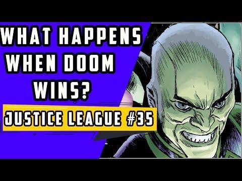 Doom Wins | Justice League #35