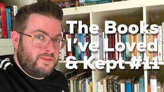 Books I've Loved & Kept #11 | August 2018