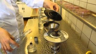 Наша професія. Лаборант хімічного аналізу на водопровідній станції.