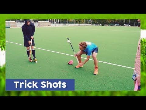 Field Hockey Trick Shots - Field Hockey Game | HockeyheroesTV