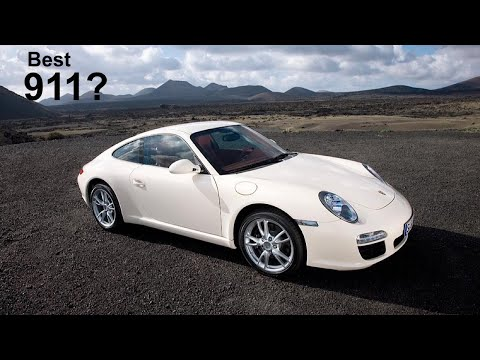 Why the Porsche 997.2 is the Best 911