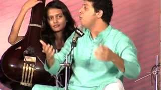 Abhang: A semi-classical song of