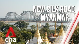 CNA | The New Silk Road S4 | E02: How will China's New Silk Road shape Myanmar's economy?