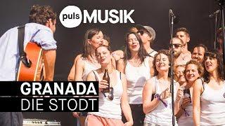 Granada & Münchner Kneipenchor - Die Stodt (live beim PULS Open Air 2018)