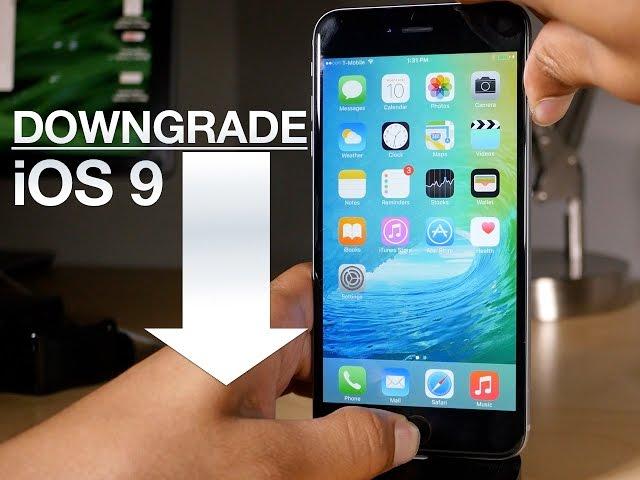 How to downgrade iOS 9 beta to iOS 8 3 – The iBulletin