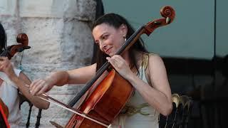 Tekfur Sarayı Müzesi Avluda Klasik Müzik Konserleri - Cello Paradiso / 29 Ağustos