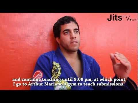 """Ricardo """"Rico"""" Vieira Documentary PART 1 - A BJJ Lifestyle Special - JitsTV"""
