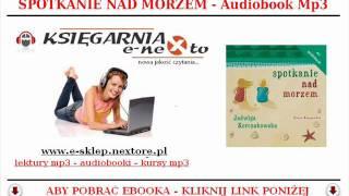 SPOTKANIE NAD MORZEM (Audiobook MP3) - Jadwiga Korczakowska (Książka dla dzieci)
